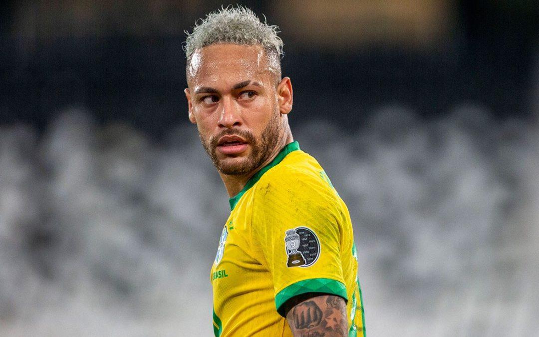 Preocupa el peso de Neymar