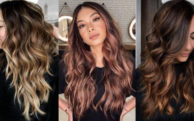 ¿Qué color de cabello me queda si soy morena? Tenemos la respuesta