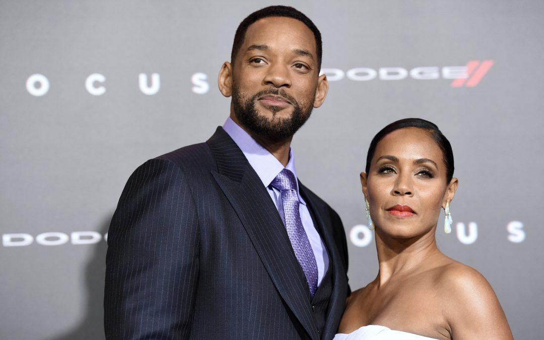 Will Smith reconoce que mantiene un matrimonio abierto con Jada Pinkett