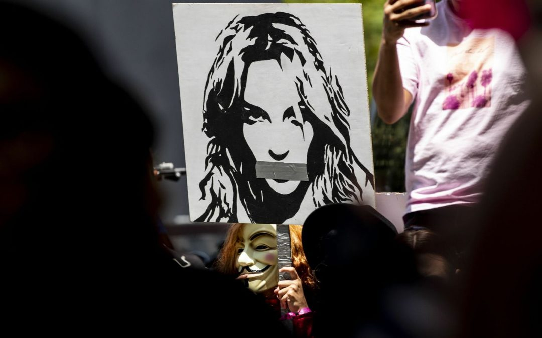 Britney Spears ya es libre