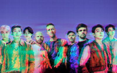 """""""My Universe"""": esta es la nueva canción de Coldplay junto con el grupo BTS"""