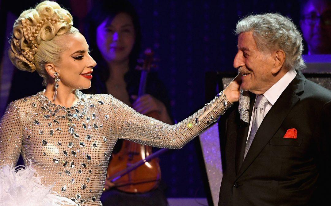 Tony Bennett reconoce a Lady Gaga en medio de la batalla de Alzheimer