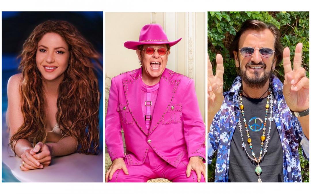 Shakira, Miguel Bosé y Claudia Schiffer aparecen en los Pandora Papers